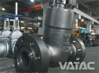 Pressure Sealed Gate Valve