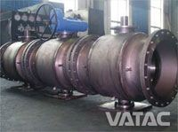 Full Weld Ball Valve - Flanged Ends