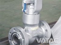 Pressue Sealed Globe Valve