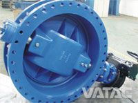 Buried Service Butterfly Valve