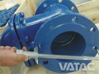 Rising Stem Metal Seated Gate Valve