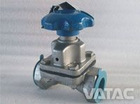 Threaded Diaphragm Valve