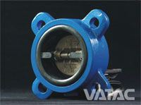 Full Lined Wafer Check Valve