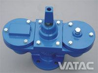 Air and Vacuum Release Valve