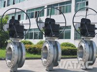 High Performace Butterfly Valve