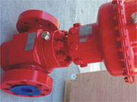 API 6A Surface Safety Valve